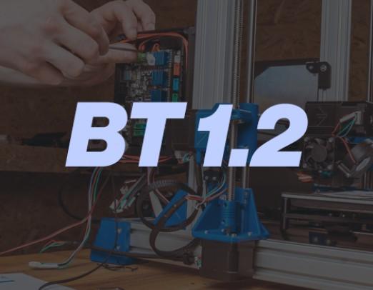 Porovnání BT1.2 a Prusa MK3