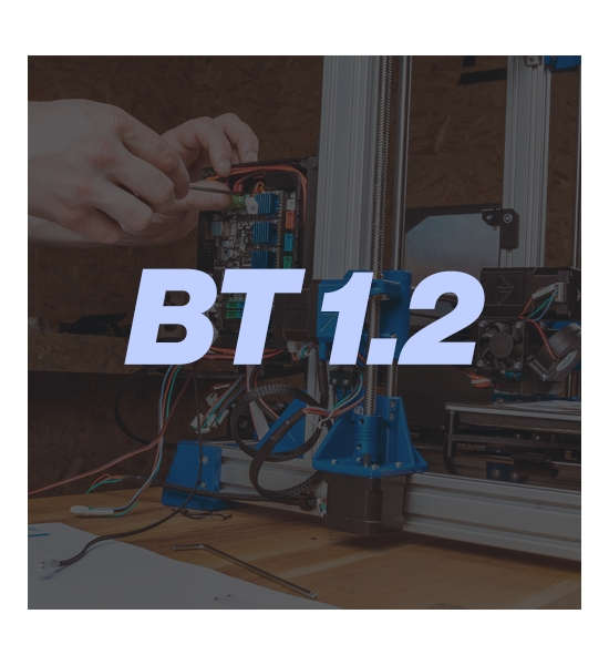 Comparing BT1.2 and Prusa MK3