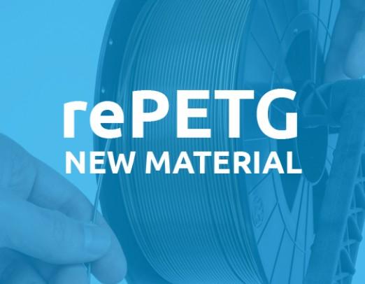 rePETG release